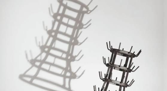 Marcel Duchamps wegweisendes Werk Porte-Bouteilles,
