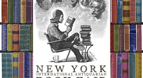 March 7-10 | NY Antiquarian Book Fair2019