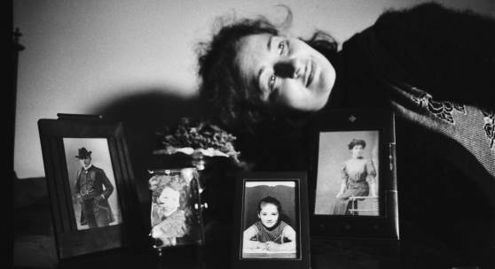 Marion Kalter, o.T., Chabenet 1975, Gelatineprint auf Barytpapier, Courtesy die Künstlerin
