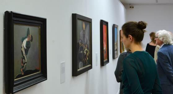 """Ausstellung """"Impressionen"""" - Wolfgang Mattheuer"""