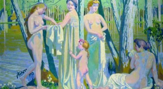 aristide maillol die badende