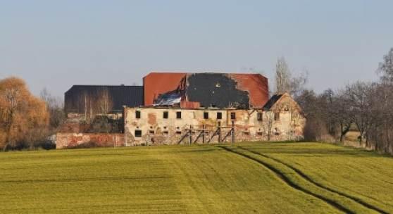 Bauernhof in Kleinmecka © Roland Rossner/Deutsche Stiftung Denkmalschutz