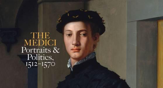 The Medici: Portraits and Politics, 1512–1570