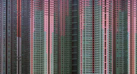 Michael Wolf, Architecture of Density, Hong Kong 2003-2014 © Michael Wolf 2018
