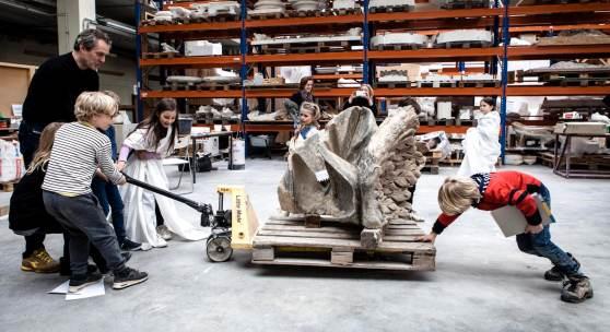 michaelbennett.de Humboldt skulpturen kinder