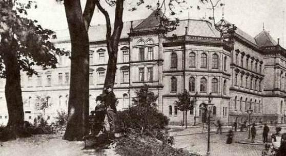 """Museum für Kunst und Industrie"""" wird das MKG 1866 (c) mkg-hamburg.de"""