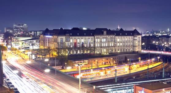 Museum für Kunst und Gewerbe Hamburg, Außenansicht, Foto: Marcelo Hernandez