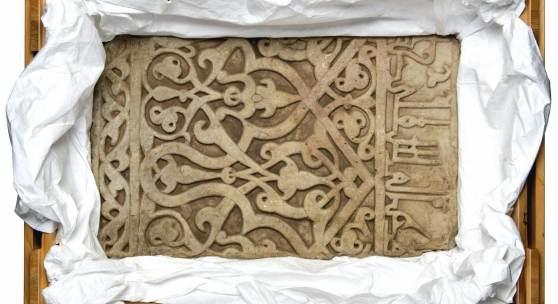 Museum bereitet Rückgabe eines afghanischen Wandpaneels vor. Previous. © MKG/Joachim Hiltmann