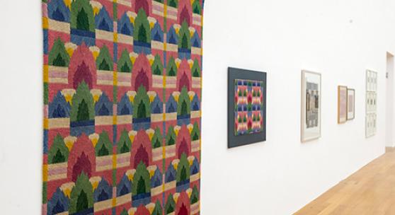 Ausstellungsansicht Kunstmuseum Liechtenstein, Foto: Daniel Ospelt