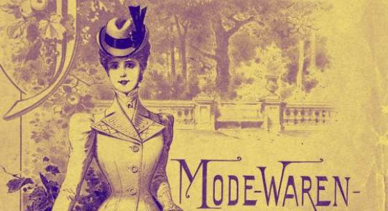 Illustrierter Modewarenbericht 1898/99,  Firmenarchiv Kastner & Öhler