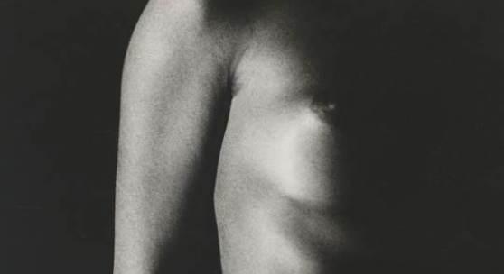 Hedy Löffler, Licht und Schatten, siebziger Jahre, Bromsilbergelatine, Foto: Kunstmuseum Moritzburg Halle (Saale)