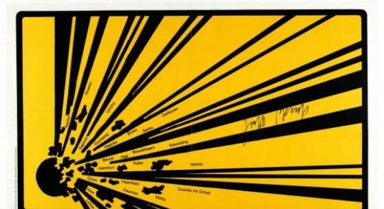 Klaus Staeck, Vorsicht Kunst!, 1982