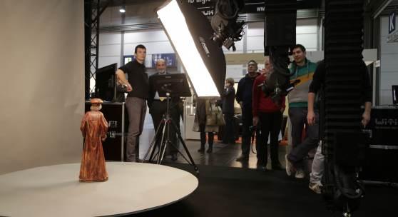 MUTEC 2016 Internationale Fachmesse für Museums