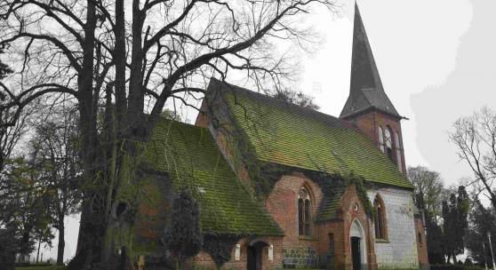 Dorfkirche von Menzendorf-Lübsee © Deutsche Stiftung Denkmalschutz/Siebert