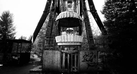 Verschwunden 1999, Sperrzone Tschernobyl 2017 © Nadja Gusenbauer