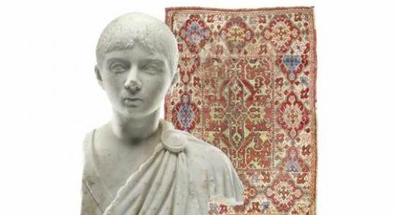 Impressionen Sammlerteppiche & Ethnologica Auktion 714T, 9. September