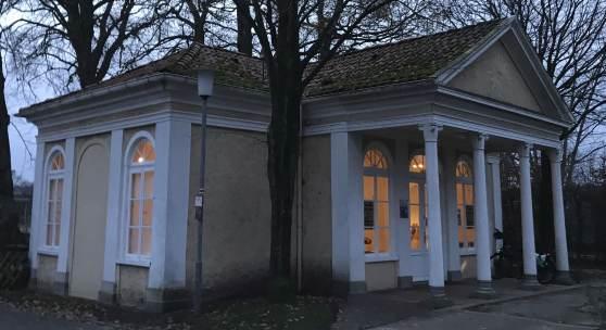 Kunstpavillon in Aurich © Deutsche Stiftung Denkmalschutz/Bolz
