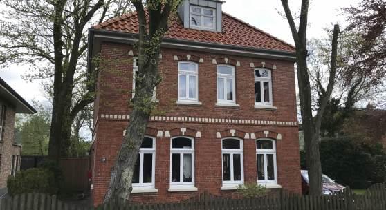 Wohnhaus Schmiedestraße 10 in Aurich © Deutsche Stiftung Denkmalschutz/Bolz