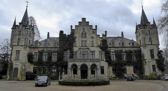 Schloss Ippenburg in Bad Essen * Foto: Ing.-Büro Rohrberg, Lippstadt