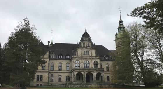 Neues Palais in Bückeburg © Deutsche Stiftung Denkmalschutz/Bolz