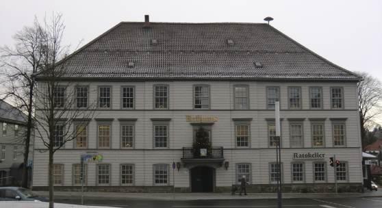 Rathaus von Clausthal-Zellerfeld © Deutsche Stiftung Denkmalschutz/Falke