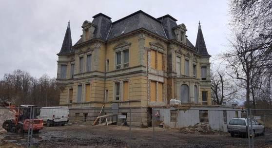 Villa Nordstern in Lehrte * Foto: Rolf Neumann, Lehrte