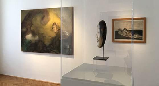 Ausstellungs-Impressionen: LEIKO IKEMURA