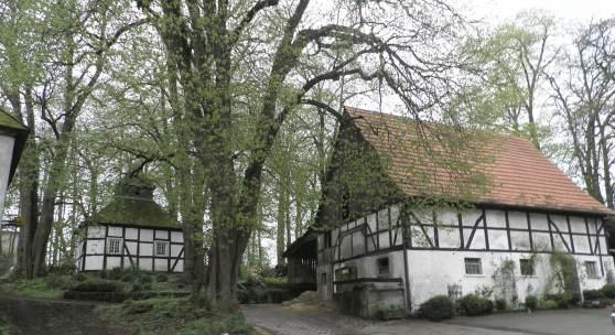 Hofanlage Kirchlinde in Arnsberg © Deutsche Stiftung Denkmalschutz/Gehrmann