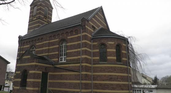 Evangelische Kirche in Bornheim © Deutsche Stiftung Denkmalschutz/Gehrmann