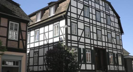 Alte Kapitänshaus in Brakel © Deutsche Stiftung Denkmalschutz/Gehrmann