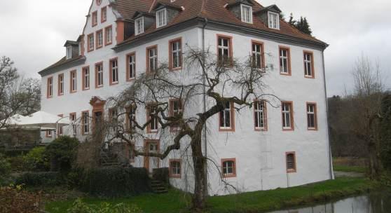 Schloss Georghausen in Lindlar © Deutsche Stiftung Denkmalschutz/Schroeder