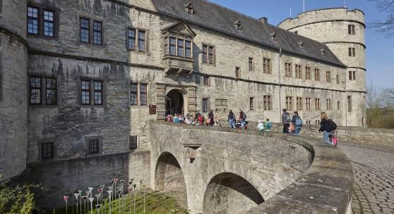 Wewelsburg bei Paderborn © Roland Rossner/Deutsche Stiftung Denkmalschutz