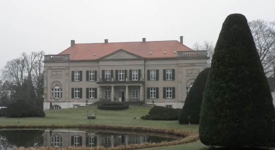 Schloss Korff in Sassenberg © Deutsche Stiftung Denkmalschutz/Gehrmann