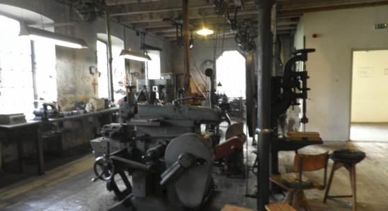 Besteckfabrik Hesse in Schmallenberg © Deutsche Stiftung Denkmalschutz/Gehrmann