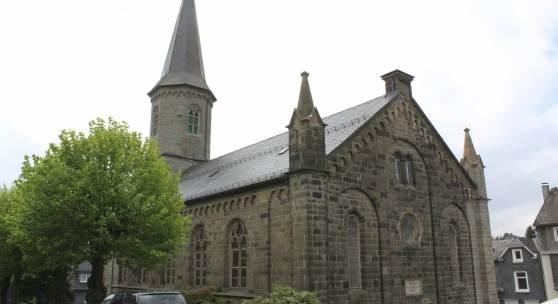 Reformierte Kirche in Wuppertal-Ronsdorf © Deutsche Stiftung Denkmalschutz/Schroeder