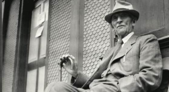 Emil Nolde (1867–1956) FFV, Kunstmuseum Bern, Dep. GKS Foto: Paul Senn (1901–1953) © GKS |