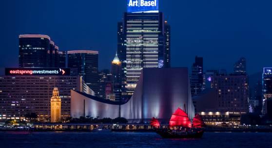 Art Basel in Hong Kong 2018  © Art Basel