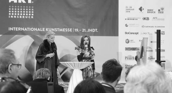 Vernissage 24. Jänner (c) findART.cc