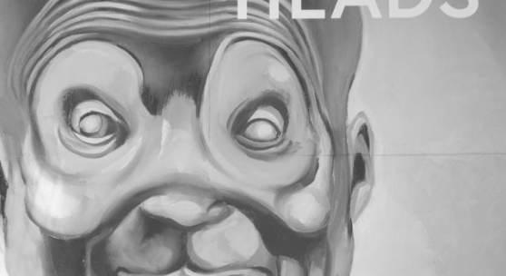 """Ausstellungsansicht """"Talking Heads"""" Franz Xaver Messerschmidt (c) August 2019,  findART.cc Foto frei von Rechten."""