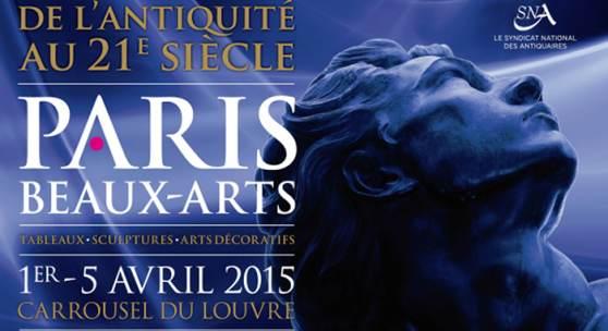 Paris Beaux-Arts 2015