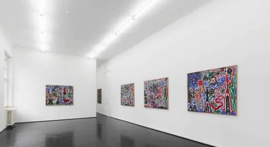 Impressionen: AR Penck Ausstellung (c) michaelwernerkunsthandel.de