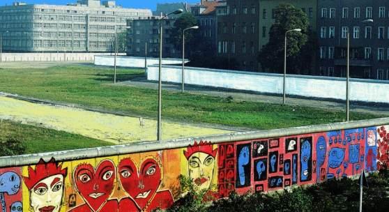 Kiddy Citny, thierry noir, Berlin Wall, Szenebild