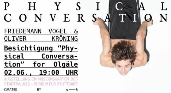 """Physical Conversation"""