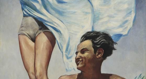 Francis Picabia Printemps, um 1942-1943 Öl auf Leinwand, 115 x 90 cm Courtesy Michael Werner Gallery, New York, London, und Märkisch Wilmersdorf © 2016 ProLitteris, Zürich