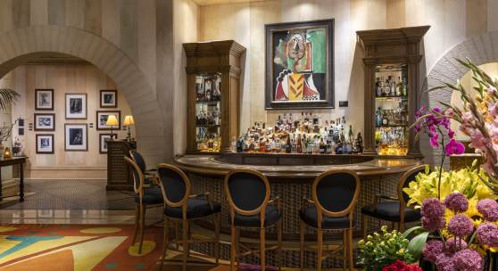 Picasso Restaurant In-Situ, Buste d'homme