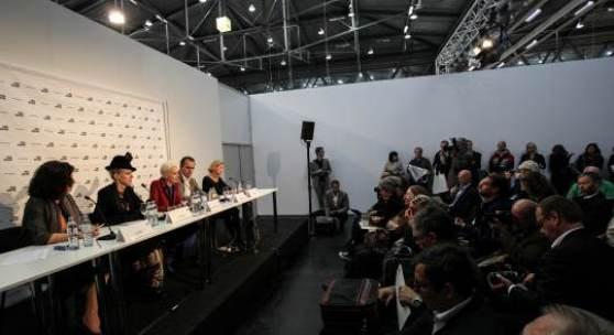 VIENNAFAIR Press Conference Photo © VIENNAFAIR /Alexander Schwarzinger