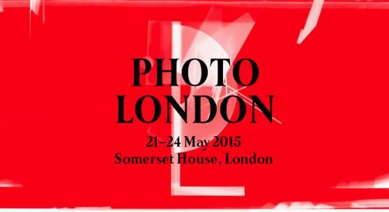 Photo London 2015 SOMERSET HOUSE