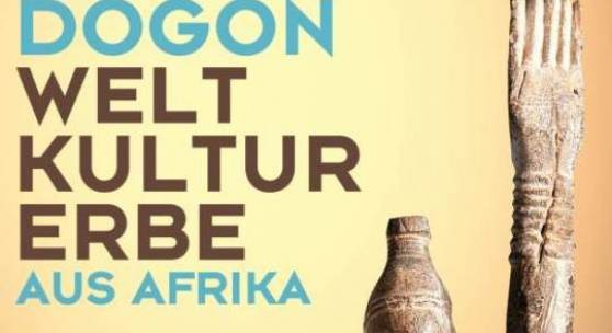 Dogon – Weltkulturerbe aus Afrika, Plakat