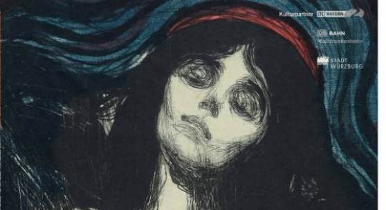 Plakat Rembrandt-Richter