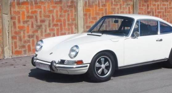 Lot Nr. 327 1969 Porsche 911 S 2.2 erzielter Preis € 126.500